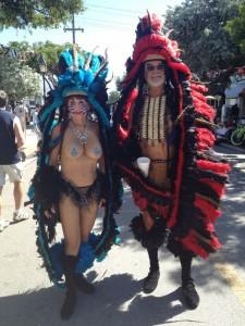 Fantasy Fest Costumes