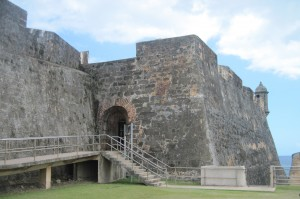 The Fort in Old San Juan, Puerto Rico