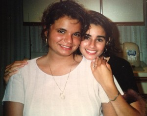Gina Pacelli and Shireen Yadollahpour in Hilton Head, South Carolina