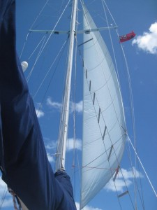 Sailing the Bermuda Triangle on Friday the 13th