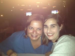 Gina Pacelli and Shireen Agah Yadollahpour, Tavern Road, Boston