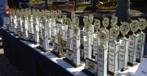 YATC Cool Wheels Car Show Trophies