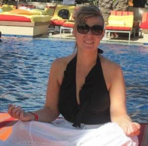 Brenda Elizabeth in Atlantis, Bahamas
