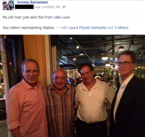 Red Sox Nation_Larry Lucchino, Ed Barsamian, Tom Werner, John Henry