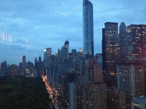 Aisate View in New York City