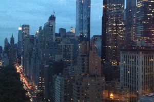NYC: Asiate, a Restaurant with a Spectacular View