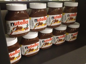 Nutella, Eataly