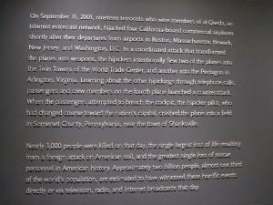 September 11 World Trade Center