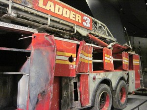 September 11 Fire Truck