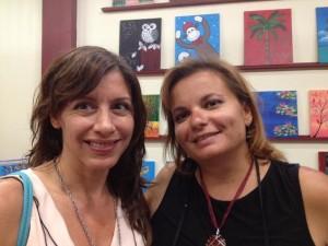 PC & Gina Pacelli, Vino Van Gogh