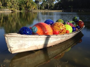 Float Boat, Chihuly