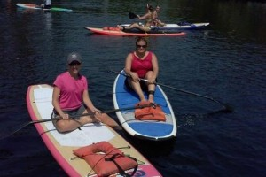 FL: Paddle Boarding in Fort Lauderdale