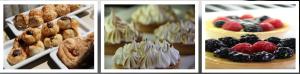 Cafe Monte Desserts