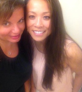 Gina Pacelli & Myhanh, Empire Executive Offices, Fort Lauderdale, Florida
