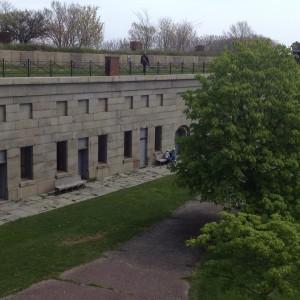 Fort Warren, Georges Island