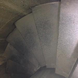Fort Warren Stairs