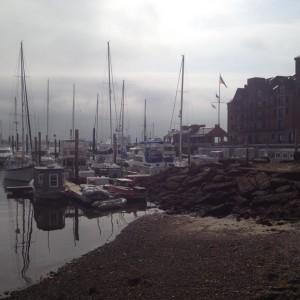 Long Wharf North Ferry Terminal