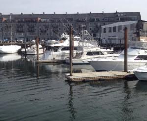 Long Wharf in Boston