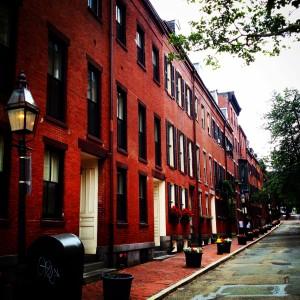 Temple Street, Boston