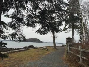The Path, Bar Harbor, Maine