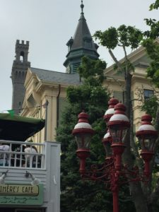 Buildings in Provincetown