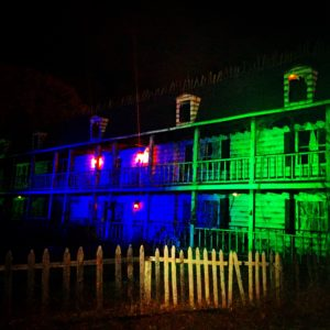 Haunted House at Spooky World