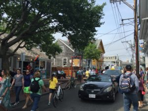 Provincetown Streets