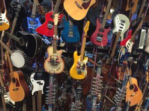 Guitars at MoPop