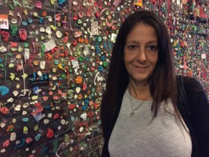 Rox at Gum Wall, Seattle