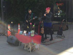 Seattle Street Musicians