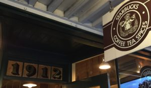 The Original Starbucks in Seattle