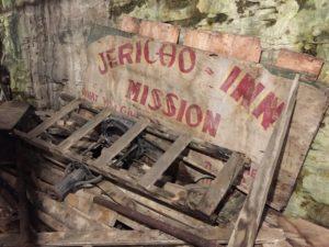 Underground Jericho Inn