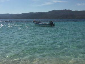 Paradise Island, Cayo Arena, Domincan Republic