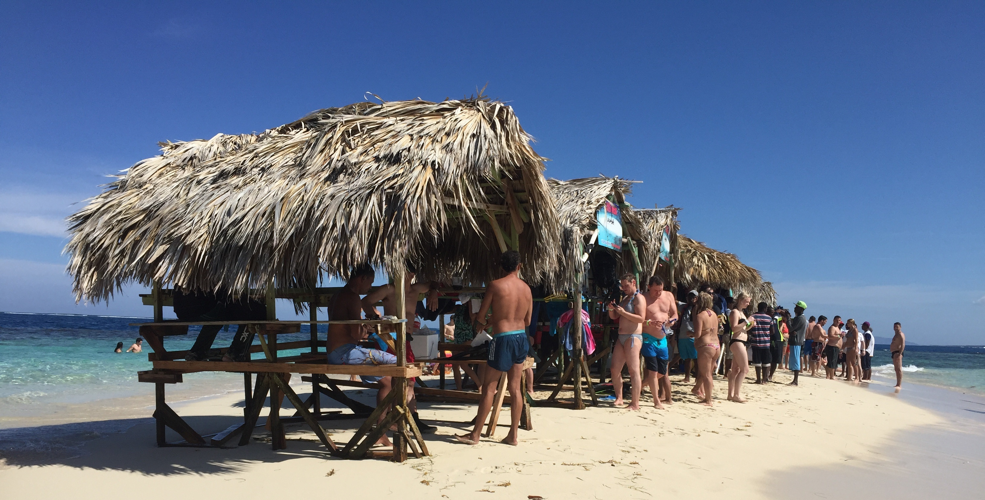 paradise island dom rep