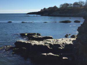 Cliff Walk, Newport, Rhode Island