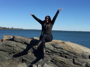 Liz, Newport, Rhode Island