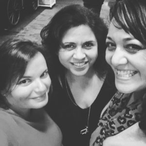 Gina Pacelli, Ceci and Liz, Boston