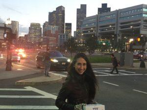 Joanna, Boston