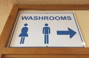 Washrooms, Canada