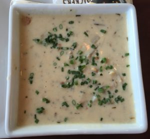 Lobster Bisque, David's KPT