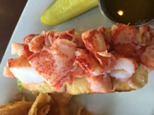 Lobster Roll, David's KPT