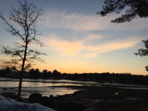Sunset, Kennebunkport, Maine