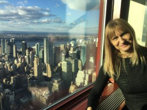 Dina, Empire State Building
