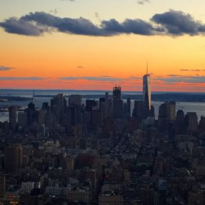 Empire State Building View, NYC