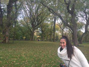 Joanna, Central Park, NYC