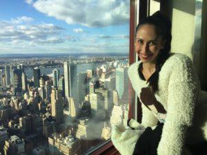 Joanna, Empire State Building