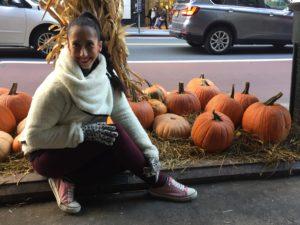 Joanna, New York City