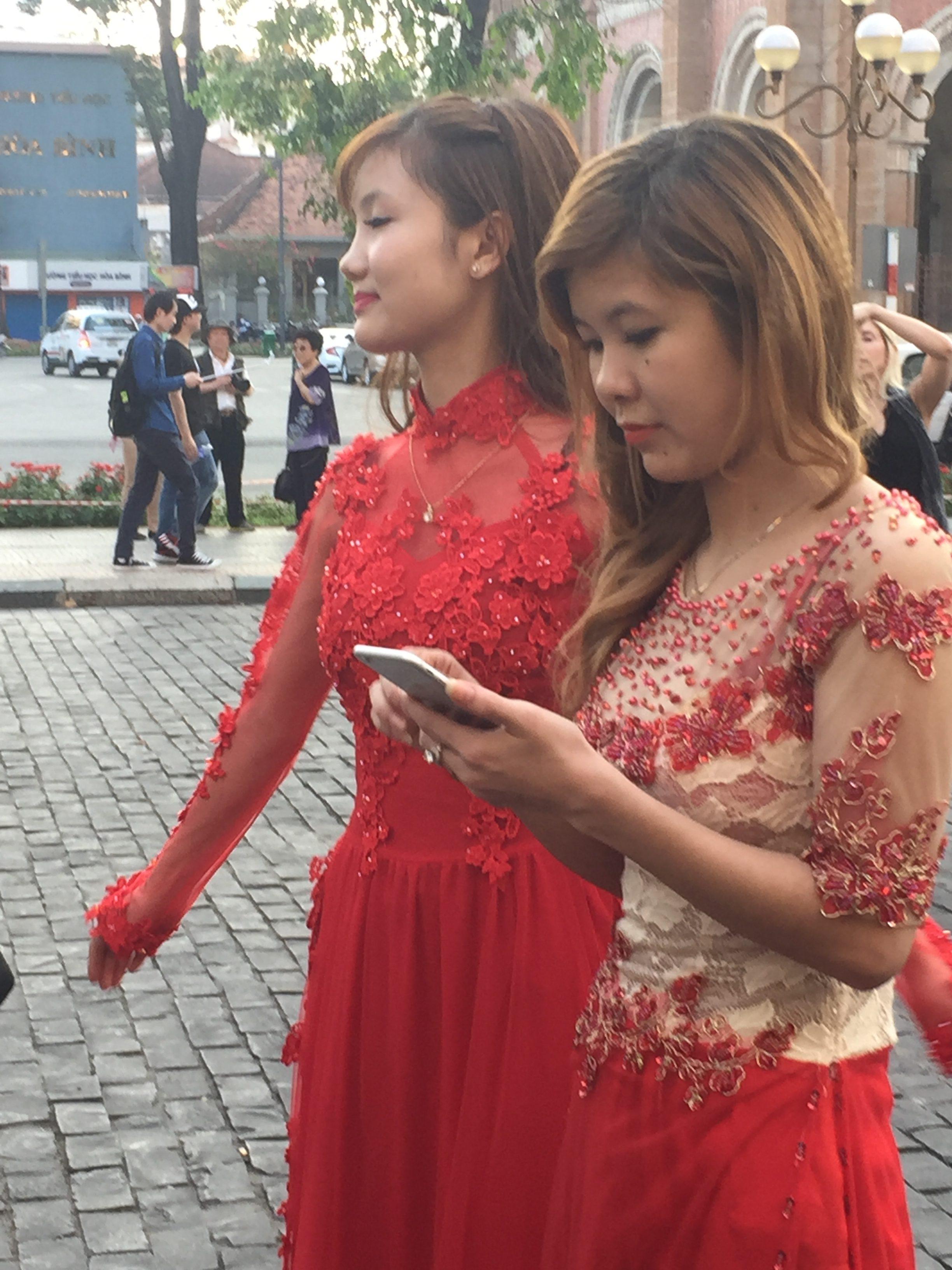 Vietnam: Ho Chi Minh City : Gina Pacelli