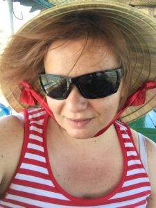 Gina Pacelli, Boat Ride to the Mekong Delta