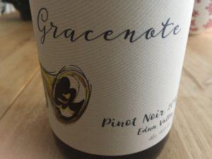 Gracenote Pinot Noir